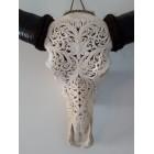 Buffel schedel skull Bali - Lotus