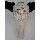Buffel schedel skull Bali - Gadi