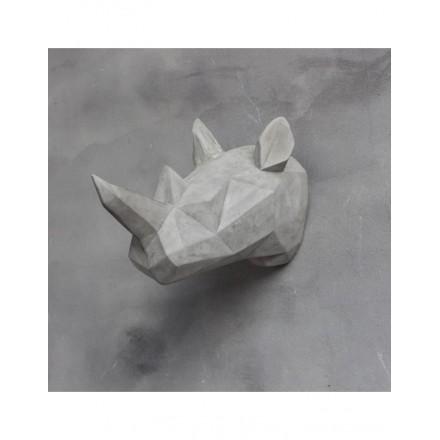 Skull betonlook neushoorn