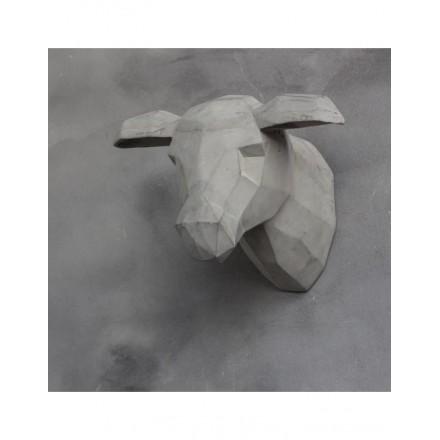 Skull betonlook schaap