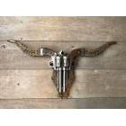 Skull revolver 74 cm